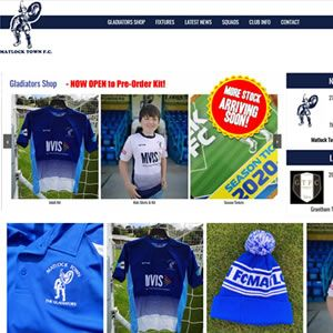 Browse Matlock Town FC
