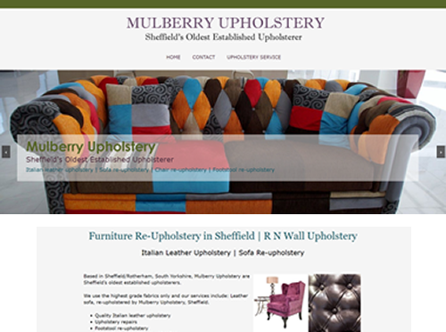Mulberry Upholstery